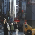 older_work_One minute - New York