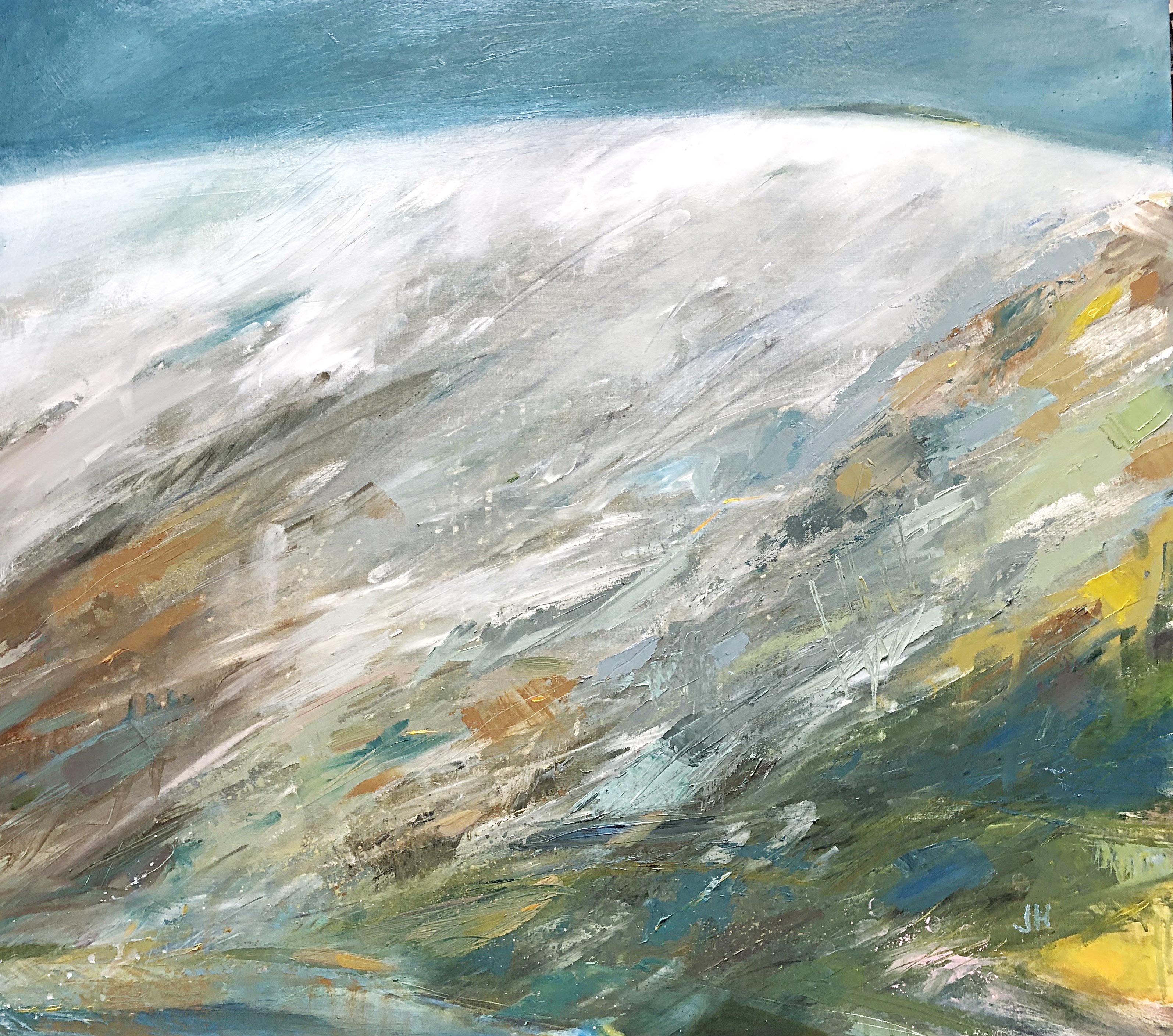©Jane  Hodgson_ 80 x 70cm, oil on canvas