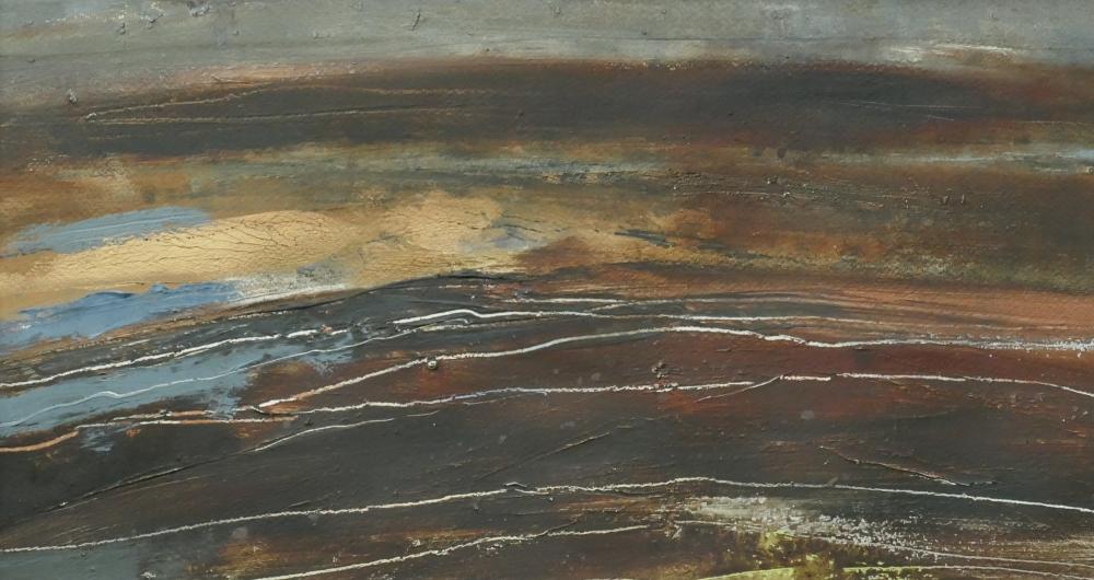 Golden Path, Honey Bag Tor, Dartmoor.